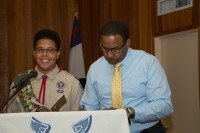 Christian H. Eagle Scout CoH 0012