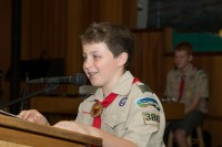 Christian H. Eagle Scout CoH 0018