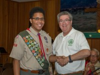 Christian H. Eagle Scout CoH 0037