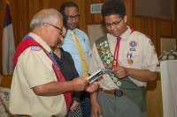 Christian H. Eagle Scout CoH 0048