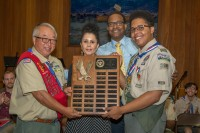 Christian H. Eagle Scout CoH 0073