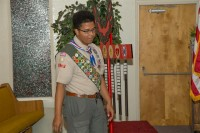 Christian H. Eagle Scout CoH 0075