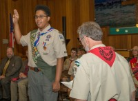 Christian H. Eagle Scout CoH 0077