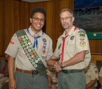 Christian H. Eagle Scout CoH 0078