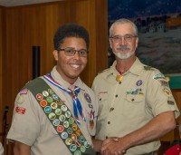 Christian H. Eagle Scout CoH 0082
