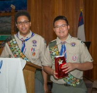 Christian H. Eagle Scout CoH 0089