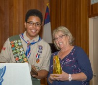 Christian H. Eagle Scout CoH 0090