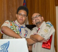 Christian H. Eagle Scout CoH 0093
