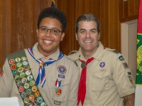 Christian H. Eagle Scout CoH 0095