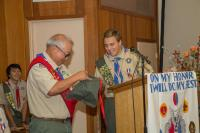 Andrew Evans Eagle Court of Honor 0078