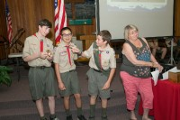 Court of Honor - April 0045