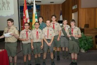 Court of Honor - April 0049