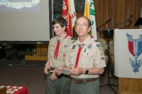 Court of Honor - April 0050