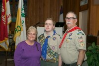 Court of Honor - April 0080
