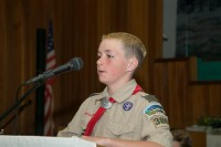 Court of Honor - April 0090