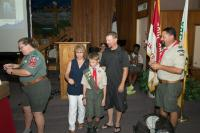 Court of Honor - August 0016
